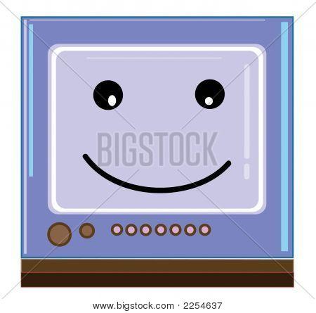 Tv Smiling
