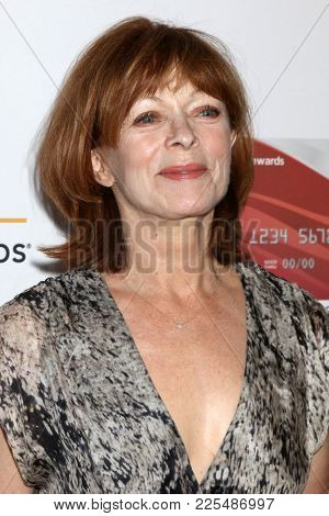 LOS ANGELES - JAN 8:  Frances Fisher at the AARP's 17th Annual Movies For Grownups Awards at Beverly Wilshire Hotel on January 8, 2018 in Beverly Hills, CA