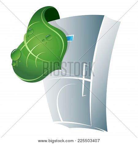 Refrigerator Class Electricity Electricity Illustration For Business