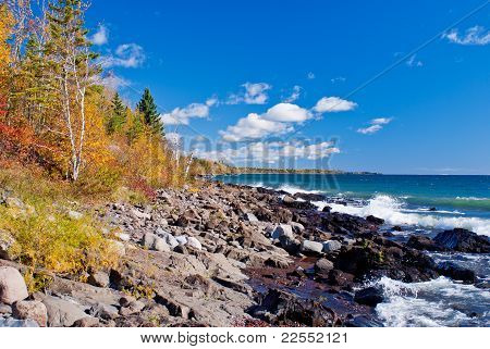 Autumn, Lake Superior