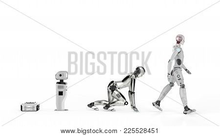Robot Evolution Or Technology Evolution