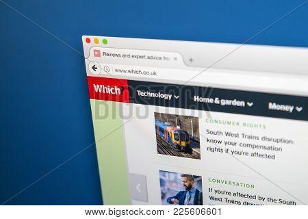Which? Website