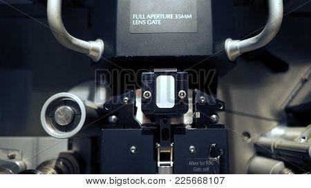 Telecine Machine Semi Analog For Editing Movie Color