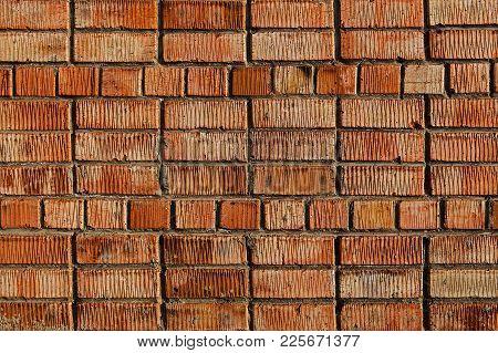 Brick texture, brick background. Wall. Brick. Brickwork. Brown brick wall. Grunge brick. Firebrick. Brick style. New brick wall. Brown brick. Grunge brick wall.