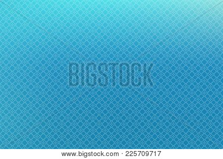 Geometric Pattern With Connected Lines And Dots. Graphic Background Connectivity. Modern Stylish Pol