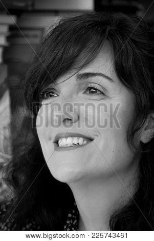 Elvira Lindo At The Madrid Book Fair In June 2011
