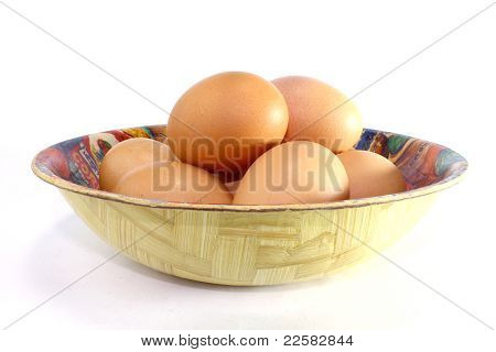 Bowl of Eggs