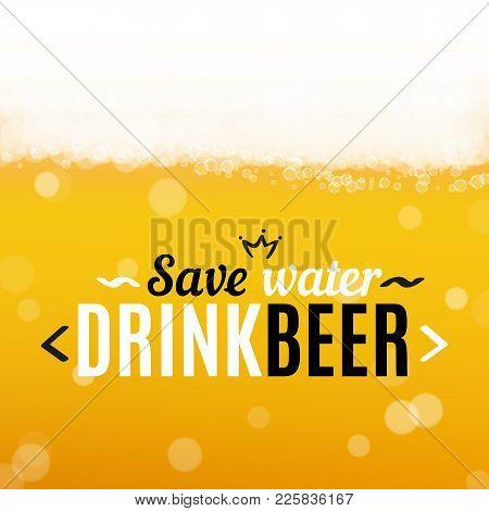 Beer Background Vector & Photo (Free Trial) | Bigstock