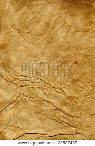 Old grunge textured tattered paper