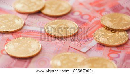 Chinese RMB and Bitcoin