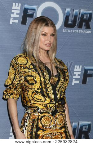 LOS ANGELES - FEB 8:  Fergie at the