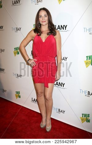 LOS ANGELES - FEB 6:  Jade Harlow at the 7th Annual  LANY Entertainment Mixer at 33 Taps Hollywood  on February 6, 2018 in Los Angeles, CA