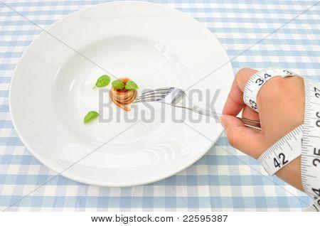 Strict Diet