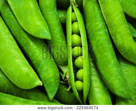 Green Peas - Background