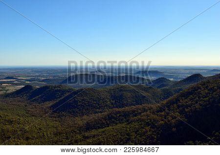 Landscape In Bunya National Park