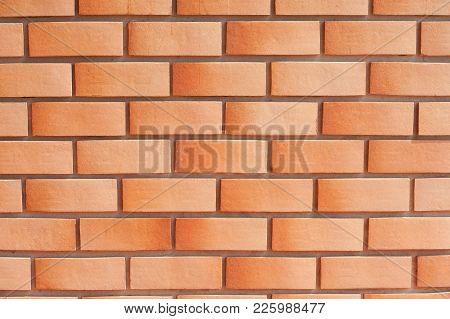 Photo Brick Masonry In Style Bas Relief