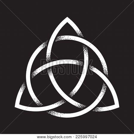 Triquetra Trinity Vector Photo Free Trial Bigstock