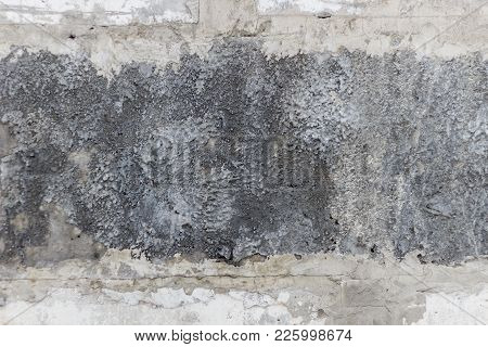 Old Grungy Texture, Grey Concrete Wall Old Grungy Texture, Grey Concrete Wall