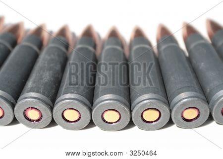 Ammunition Of Rifled Carabine