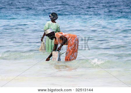 Women In Zanzibar