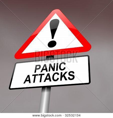 Panic Attack Warning.
