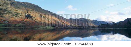 Panoramic Lake