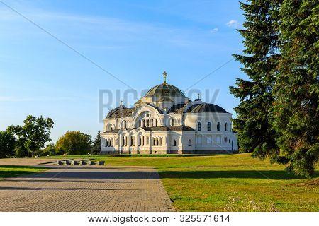 Saint Nicholas Garrison Church In Brest Fortress, Belarus.