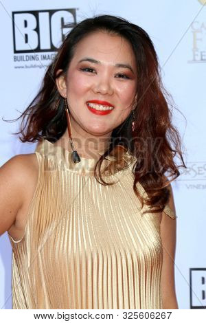 LOS ANGELES - SEP 28:  Angela Chen at the 2019 Catalina Film Festival - Saturday at the Catalina Bay on September 28, 2019 in Avalon, CA