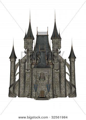 Castle In 3D.