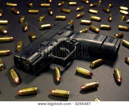 Concealable Sub-Compact Gun