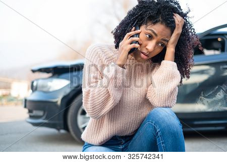 Calling Help After Vehicle Breakdown Using Mobile Phone