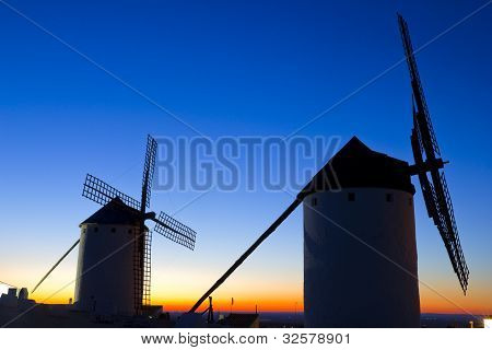 Windmills Of Don Quixote