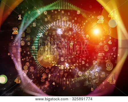 Number Source Spiral