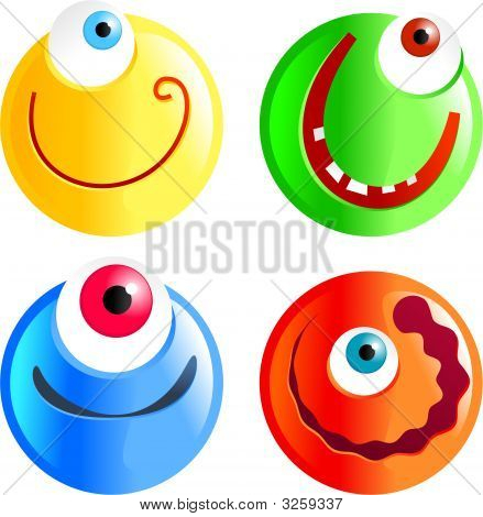 Cyclops Smilies