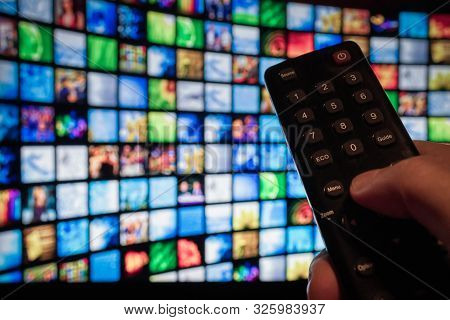 Multimedia Television Video Streaming, Media Tv On Demand