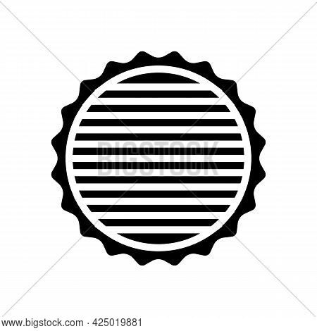 Tree Timber Glyph Icon Vector. Tree Timber Sign. Isolated Contour Symbol Black Illustration