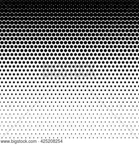 Duotone Stipple Half Tone Fade Texture, Halftone Dots Pattern Element
