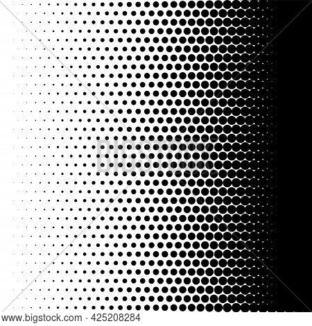 Halftone Fade Texture Duotone Dots Effect Effect Background