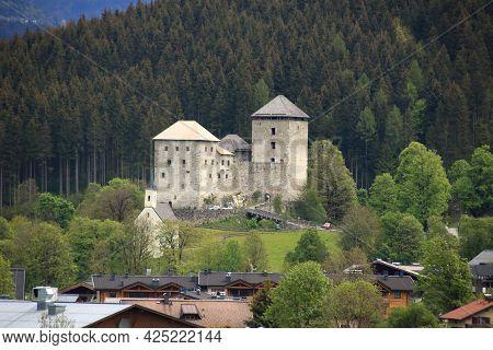 Kaprun, Austria\n29.05.2021\ncastle And Fortress Near Kaprun In Austria