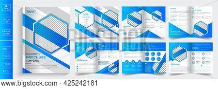 Minimal Business Brochure Template Design,minimal Business Brochure Template Design.creative Busines