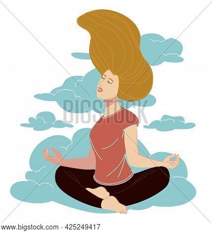 Meditation And Yoga, Lightness And Clarity Of Mind