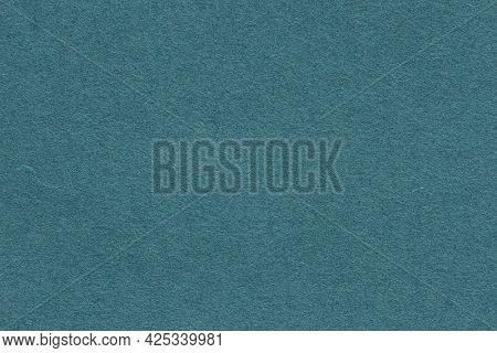 Dark cyan paper textured background