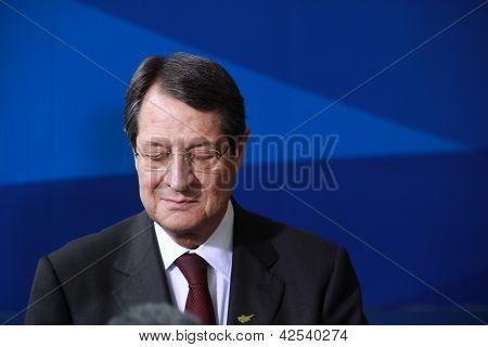 Nicos Anastasiades, Presidential Contender