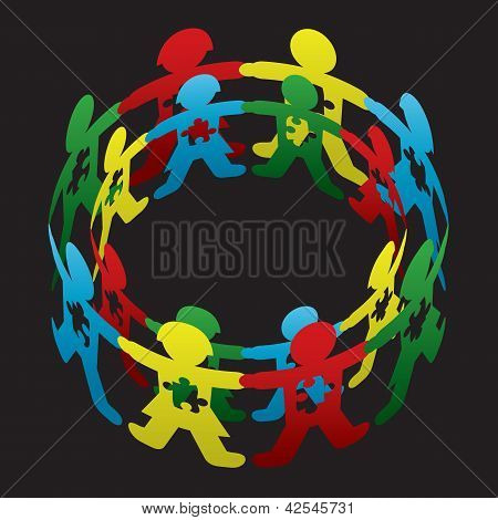 Child Autism Circle Of Hope
