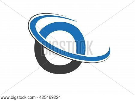O Logo Design For Your Company. O Letter Logo Design Vector