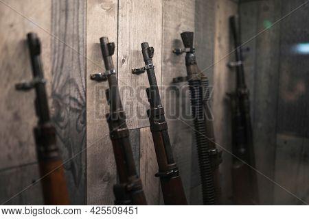 World War 2 field gun