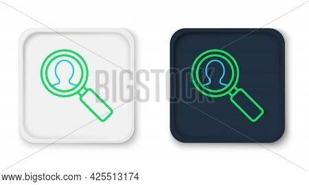Line Medical Analysis Icon Isolated On White Background. Medicine Help. Pharmacy Medication Symbol.