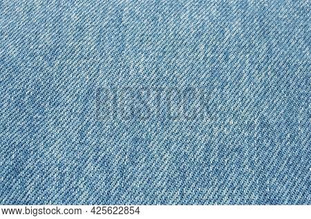Denim Jeans Texture. Denim Background Texture For Design. Canvas Denim Texture. Blue Denim That Can