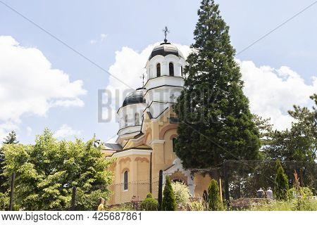 Medieval Kremikovtsi Monastery  Of Saint George, Bulgaria