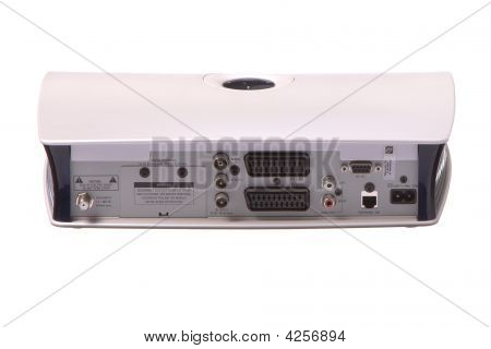Television Satellite Box